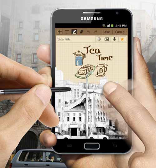 Đánh giá Galaxy Note tại Việt Nam giá 18,5 triệu đồng - 2