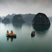 Vịnh Hạ Long-kỳ quan thiên nhiên TG mới