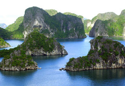 Vịnh Hạ Long-kỳ quan thiên nhiên TG mới - 1