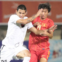 U23 Việt Nam - U23 Brunei: Mưa bom (kết thúc)