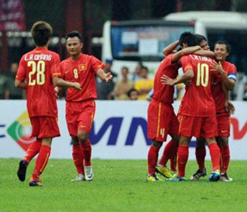 Video U23 Việt Nam – U23 Brunei: Hủy diệt - 1