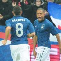 Pháp hạ Mỹ: Hết thời 4-4-2?