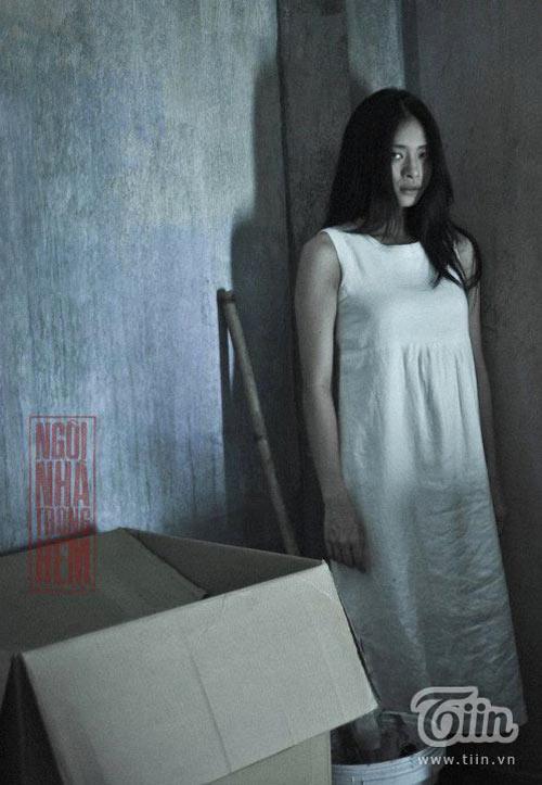 """""""Hoảng hồn"""" hình ảnh của Ngô Thanh Vân - 1"""