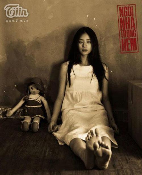 """""""Hoảng hồn"""" hình ảnh của Ngô Thanh Vân - 4"""