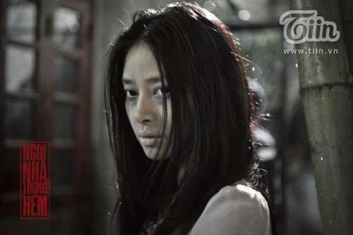 """""""Hoảng hồn"""" hình ảnh của Ngô Thanh Vân - 6"""