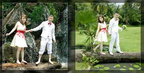 Chụp ảnh cưới ngoại cảnh miễn phí tuyệt đẹp - 7