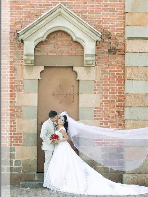 Chụp ảnh cưới ngoại cảnh miễn phí tuyệt đẹp - 2