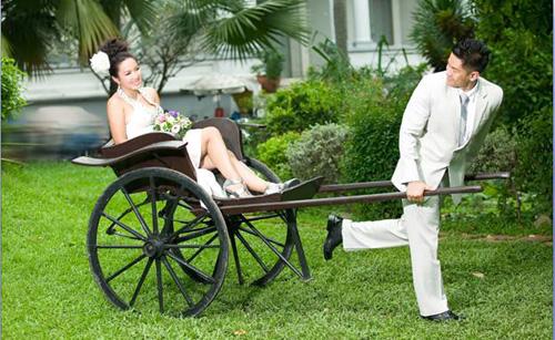 Chụp ảnh cưới ngoại cảnh miễn phí tuyệt đẹp - 3