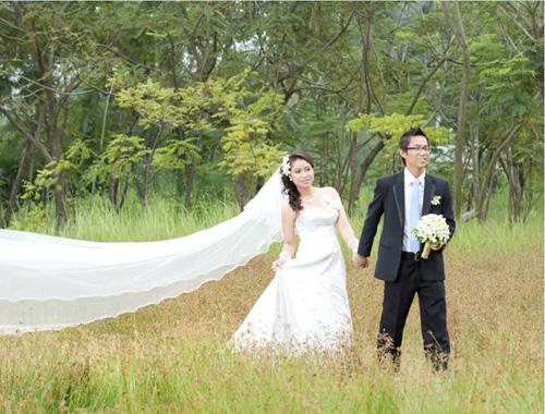 Chụp ảnh cưới ngoại cảnh miễn phí tuyệt đẹp - 4