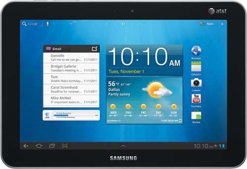 Samsung Galaxy Tab 8.9 giá 480 USD - 2