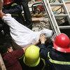 Khởi tố vụ án nổ khí gas sập nhà