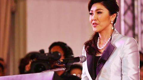 Thời trang sành điệu của Thủ tướng Thái - 4