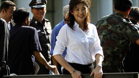 Thời trang sành điệu của Thủ tướng Thái - 9