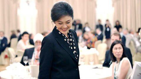 Thời trang sành điệu của Thủ tướng Thái - 7