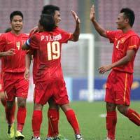 U23 Việt Nam – U23 Lào: Lập lại trật tự (Kết thúc)