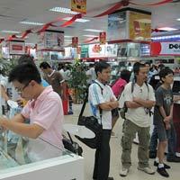 Chợ đêm Trần Anh - Phong cách mua sắm mới