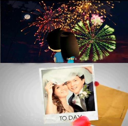 """""""Phát sốt"""" với clip tình yêu 8 năm ngọt ngào - 5"""