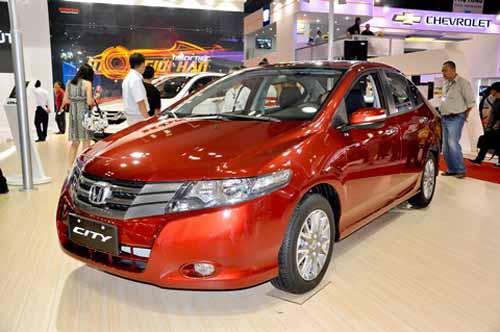 Honda Việt Nam trình làng ô tô giá rẻ - 1