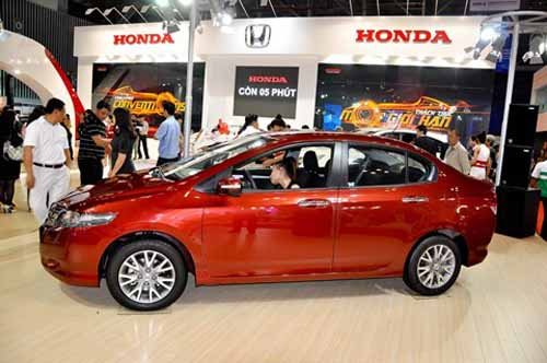Honda Việt Nam trình làng ô tô giá rẻ - 2