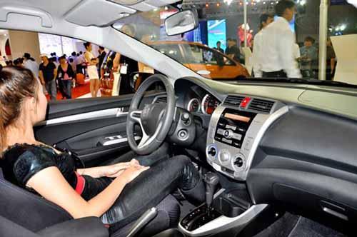 Honda Việt Nam trình làng ô tô giá rẻ - 4
