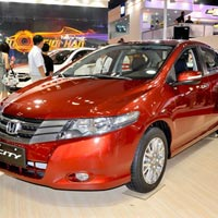 Honda Việt Nam trình làng ô tô giá rẻ