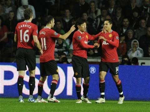 Video Swansea – MU: Chịu đựng - 1
