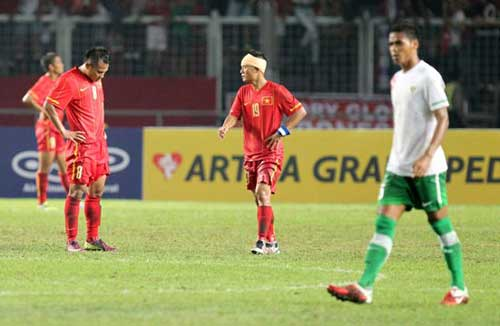 Bng  8: U23 VN c qu thnh... qu c, Bng , bong da, sea games, viet nam, u23 viet nam, thanh luong