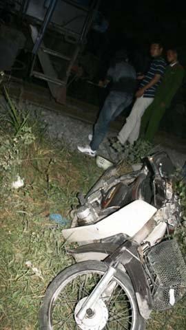 HN: Tai nạn tàu hỏa, 3 người thương vong - 1