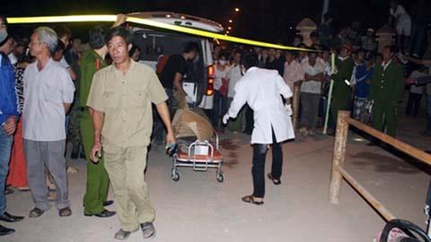 HN: Tai nạn tàu hỏa, 3 người thương vong - 3