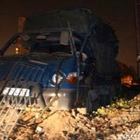 HN: Tai nạn tàu hỏa, 3 người thương vong
