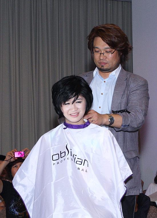 Kiểu tóc mới cho năm 2012 - 6