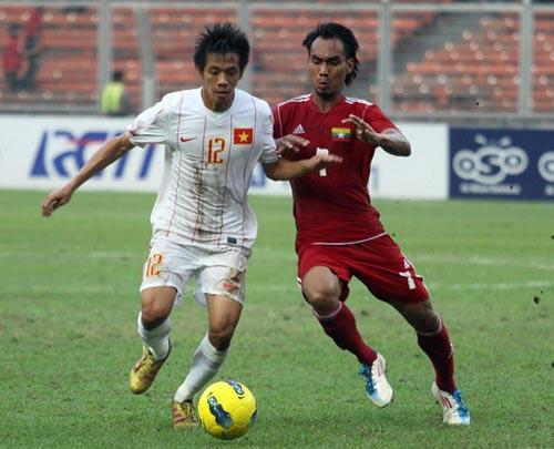TRỰC TIẾP U23 Việt Nam - U23 Myanmar: Thảm bại - 1