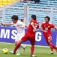 TRỰC TIẾP U23 Việt Nam - U23 Myanmar: Thảm bại