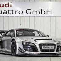 Audi R8 LMS chính thức ra mắt