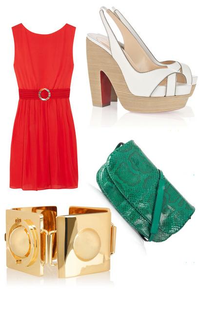 9 bước chọn quần áo cho nàng chân ngắn - 11