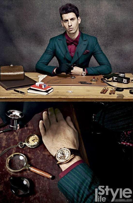 Đồng hồ đẹp cho chàng công tử thời @ - 2