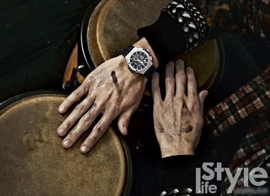 Đồng hồ đẹp cho chàng công tử thời @ - 6