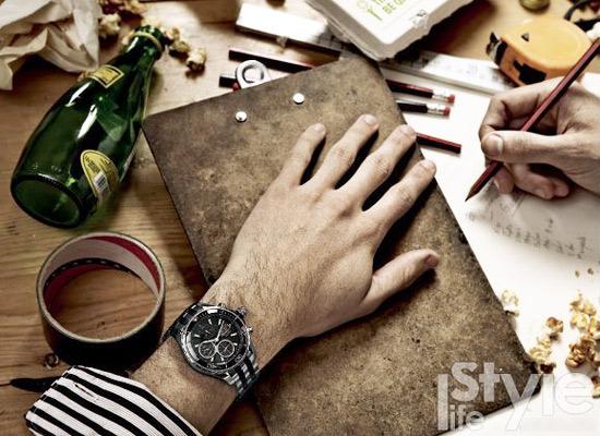 Đồng hồ đẹp cho chàng công tử thời @ - 9