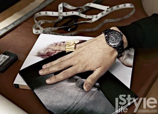 Đồng hồ đẹp cho chàng công tử thời @ - 11