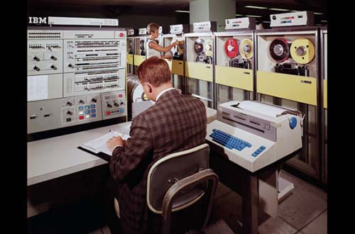 Ngắm nhìn những chiếc máy tính đầu tiên trên thế giới - 4