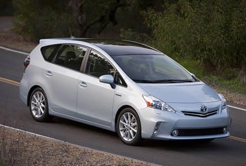 10 xế mới siêu tiết kiệm nhiên liệu - 7