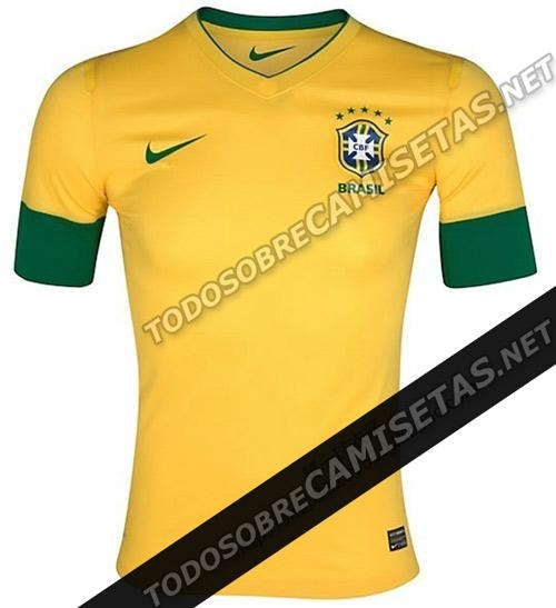 Ngắm trang phục mới của ĐT Brazil, Hà Lan, Pháp… - 1
