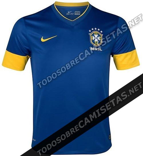 Ngắm trang phục mới của ĐT Brazil, Hà Lan, Pháp… - 2