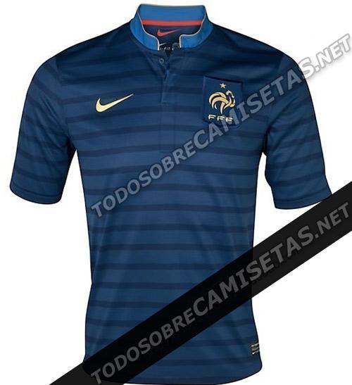 Ngắm trang phục mới của ĐT Brazil, Hà Lan, Pháp… - 5