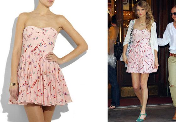 Bóc mác đầm xinh yêu của Taylor Swift - 10