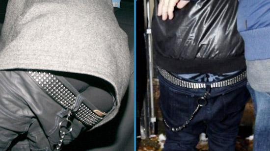 Justin Bieber khoe quần chíp... kỳ quặc - 12