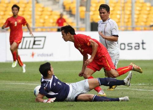 Nghi án U23 Việt Nam bán độ - 3