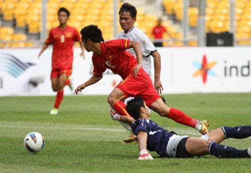 Nghi án U23 Việt Nam bán độ - 4