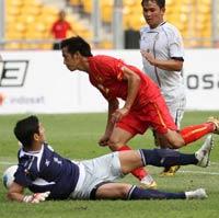 Nghi án U23 Việt Nam bán độ