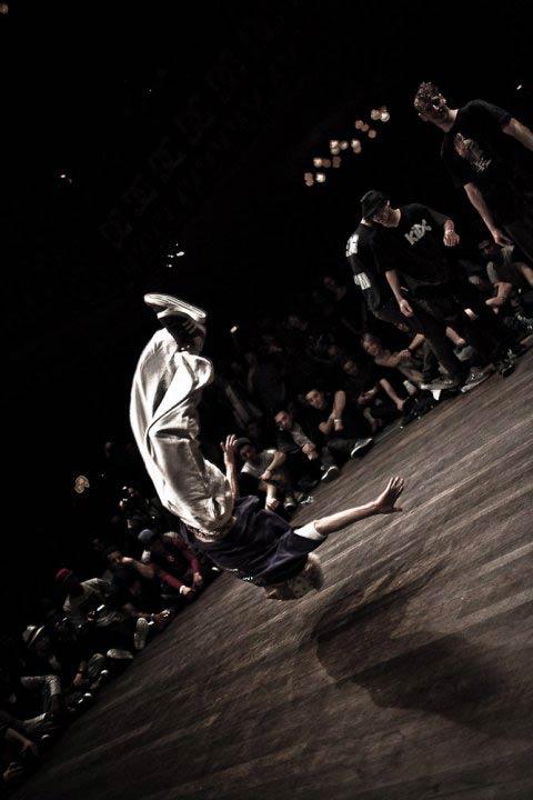 B-Boy 3T dự giải hiphop thế giới - 1